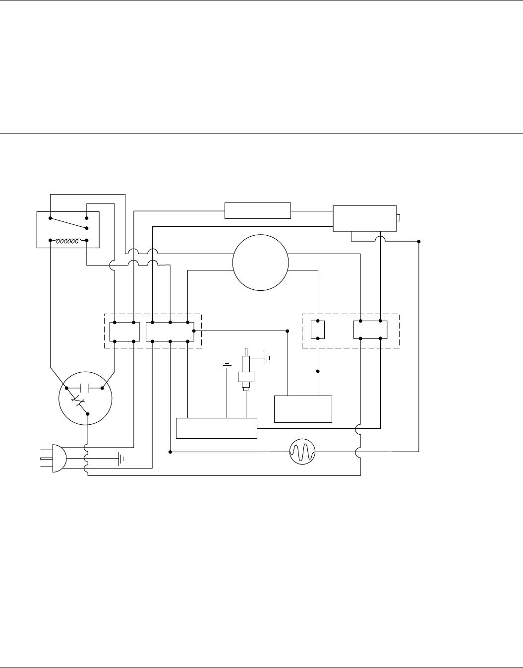 Dayton 3E358B, 3E359B Wiring Diagram