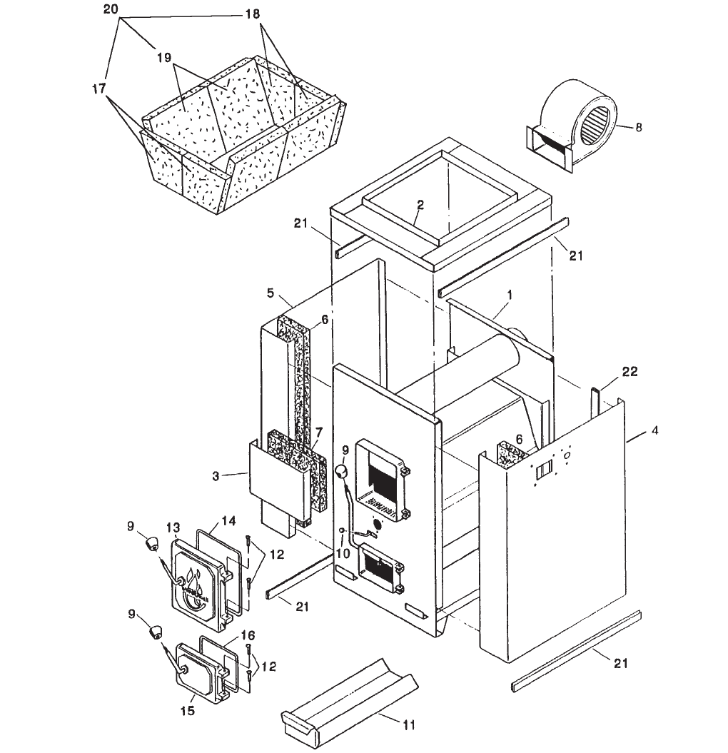 Meyer 2900, 4000, 526, woodchuck BASIC UNIT FOR MODEL 4000