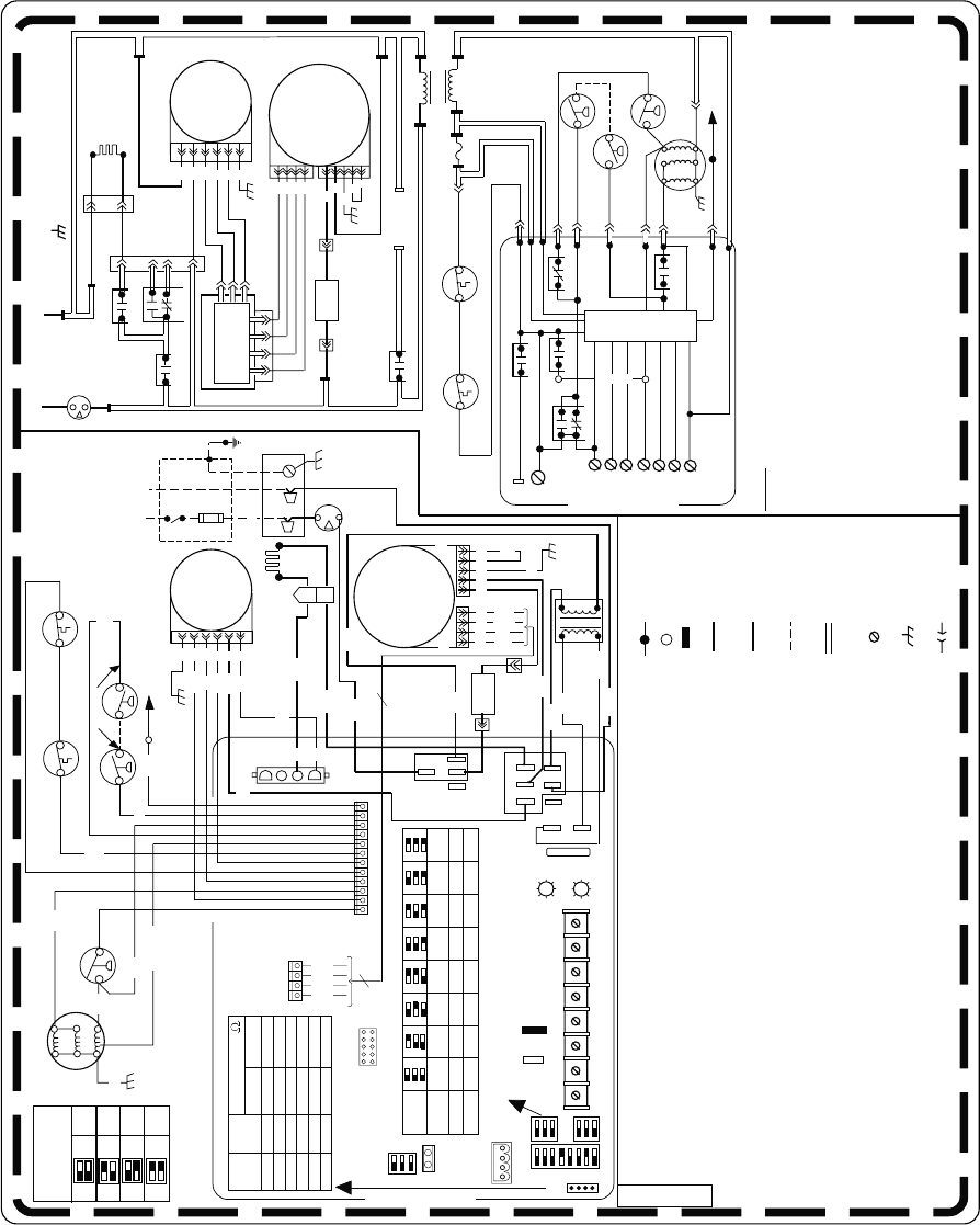 Bryant 355MAV Fig. 31Unit Wiring Diagram A02291