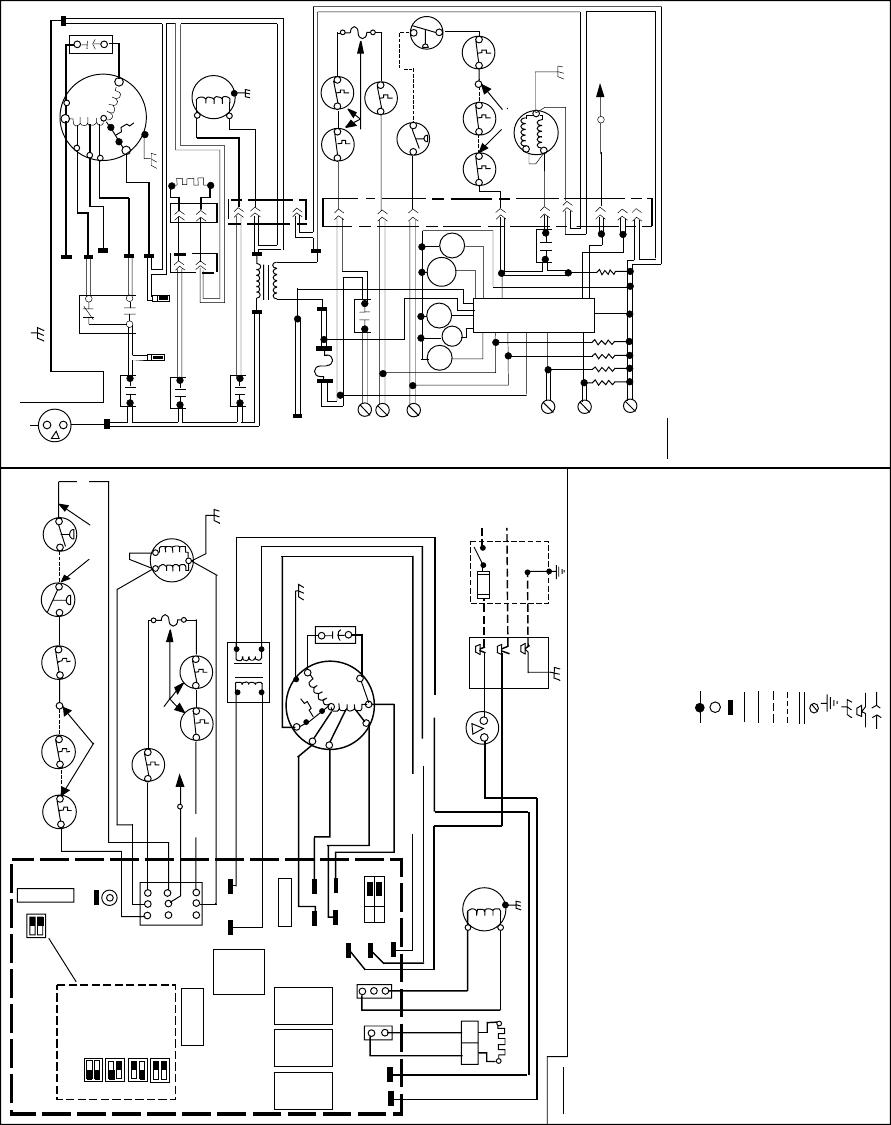 Bryant 383KAV PCB