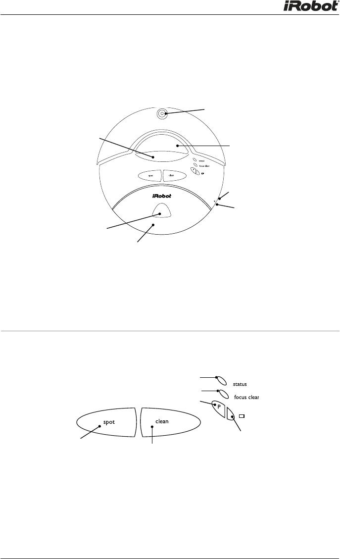 iRobot 400, 4150 410 Model Series