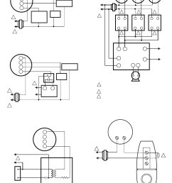 t8700b1007 heat only wiring diagram for controlling 2 wire hot water zone valves  [ 1020 x 1281 Pixel ]