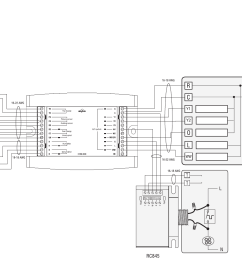 aube technologies th146 n u wiring diagram 3h2c heat pump add on installation [ 1360 x 962 Pixel ]
