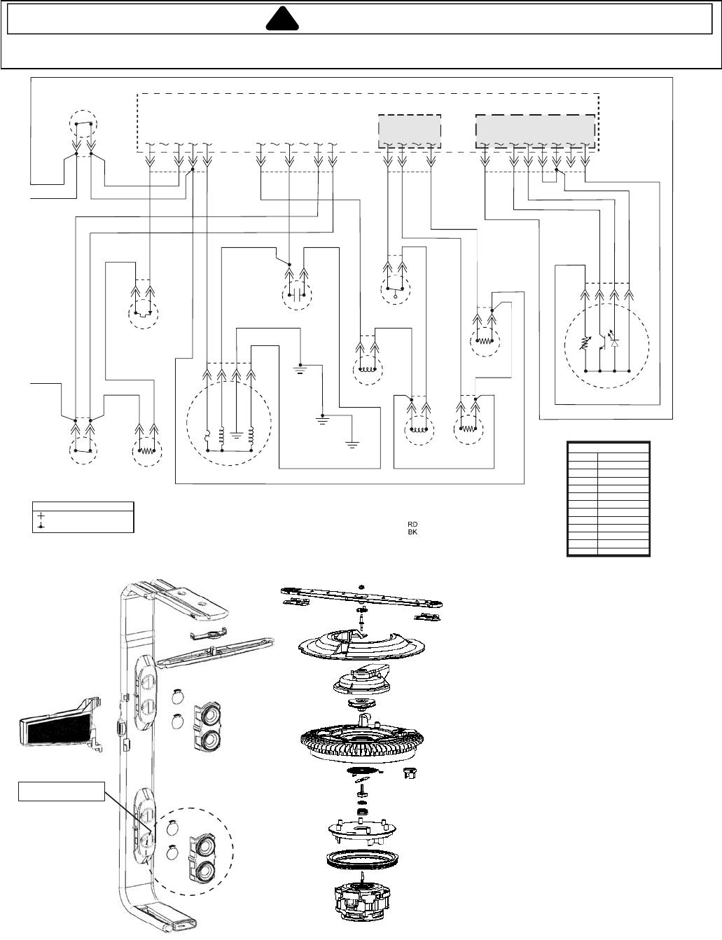 Wiring Diagram Maytag Model Mdb Awq
