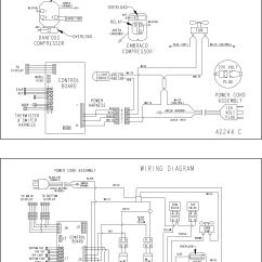Embraco Relay Wiring Diagram Project Impact U Line 2175rf 2115r 2115wc 2115wcol 2175 2275dwrr