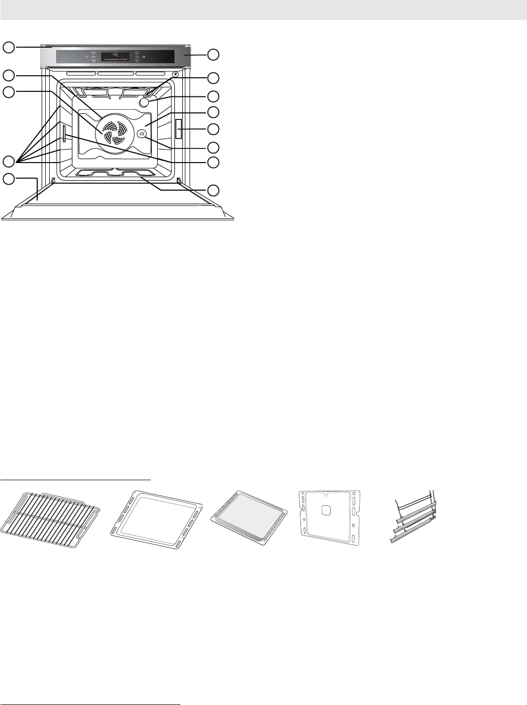 Whirlpool AKZM 656, AKZM 6560 INSTRUCTIONS FOR OVEN USE