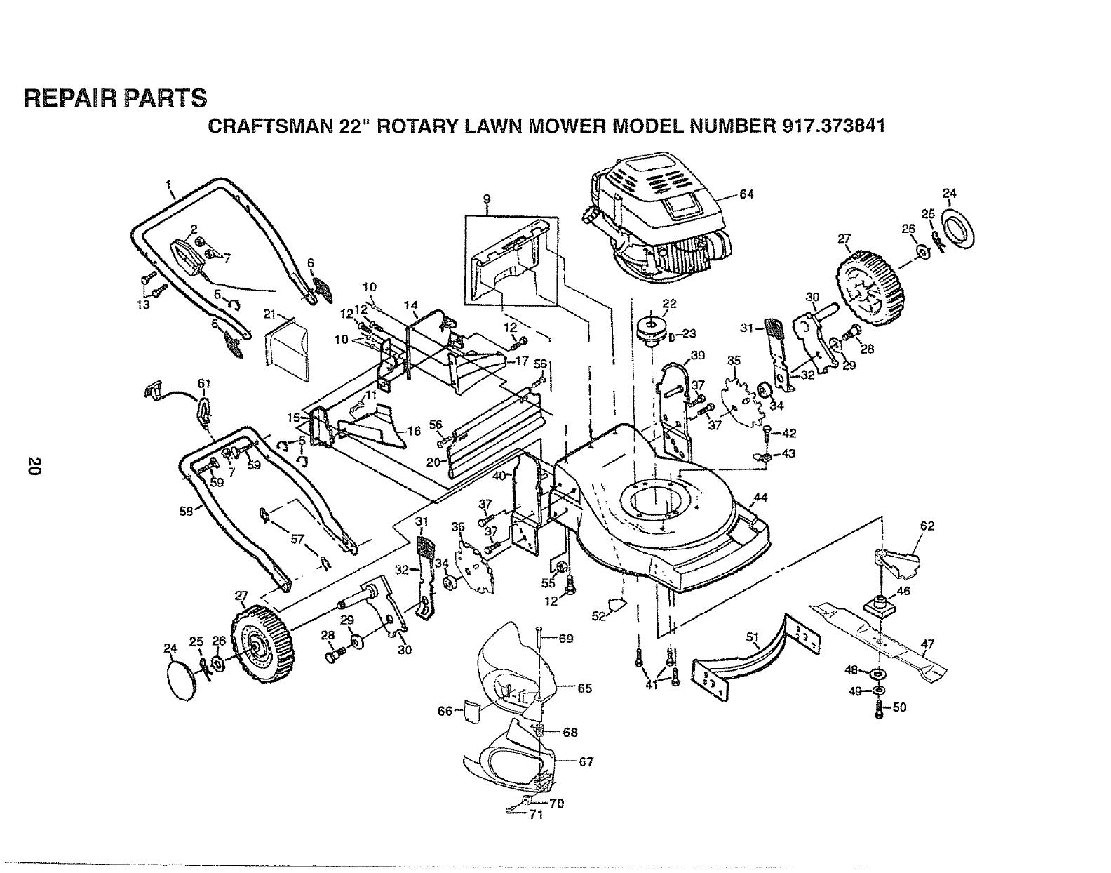 Craftsman 917