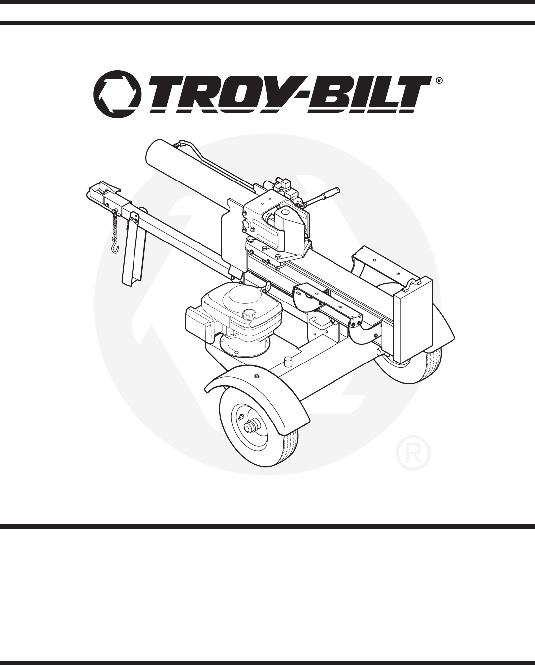 Troy-Bilt LS 27 TB MANUAL DEL OPERADOR