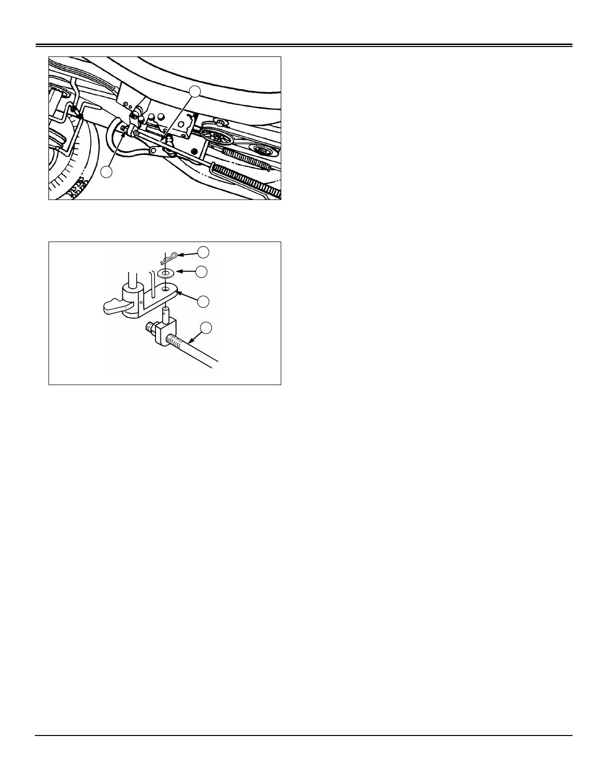 Scotts S1642, S1742, S2046 INSTALLING MOWER