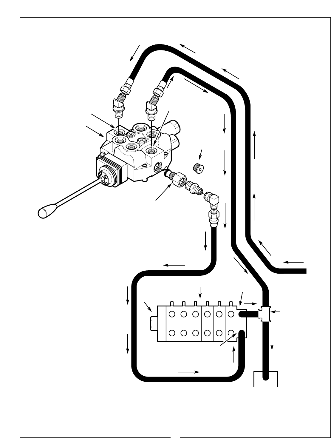 hight resolution of diagram of a bush