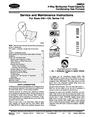 Carrier Furnace manuals