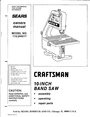 Craftsman manuals