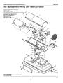 Dayton 2E511D, 3E218D, 3E219C Replacement Parts List for