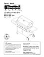 Kenmore Outdoor Cooking manuals