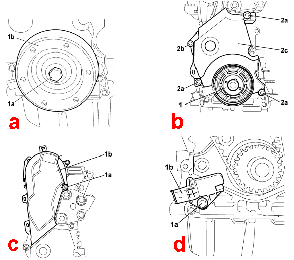 Sostituzione cinghia distribuzione Fiat Scudo 2 serie