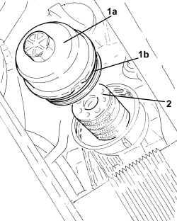 Cambiare olio motore e sostituire filtro Fiat 500 Mjet