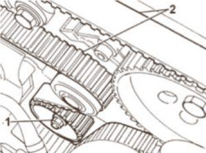 FIAT Stilo 1.9 JTD 16v come sostituire cinghia
