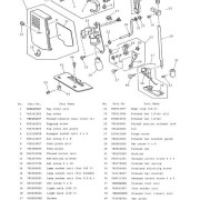 Janome 334 Sewing Machine Service Manual