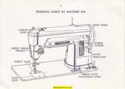 Sewing Machine Instruction Manuals-PDF Download