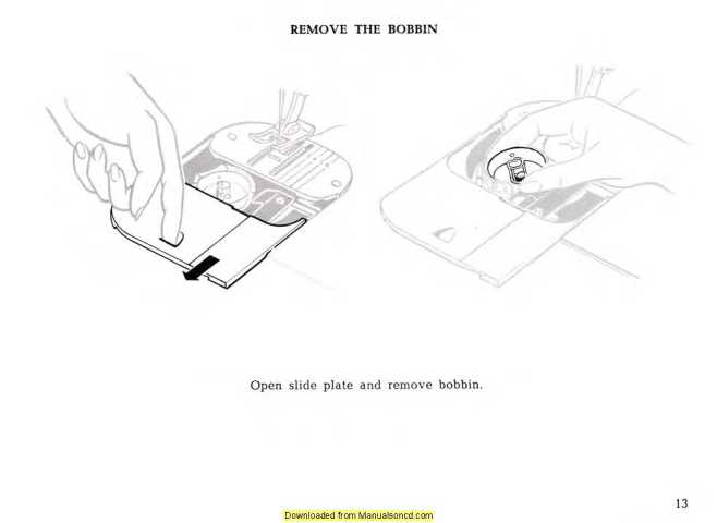 Singer 631 Convertible Sewing Machine Instruction Manual
