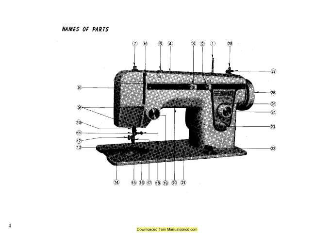 New Home 538 Sewing Machine Instruction Manual