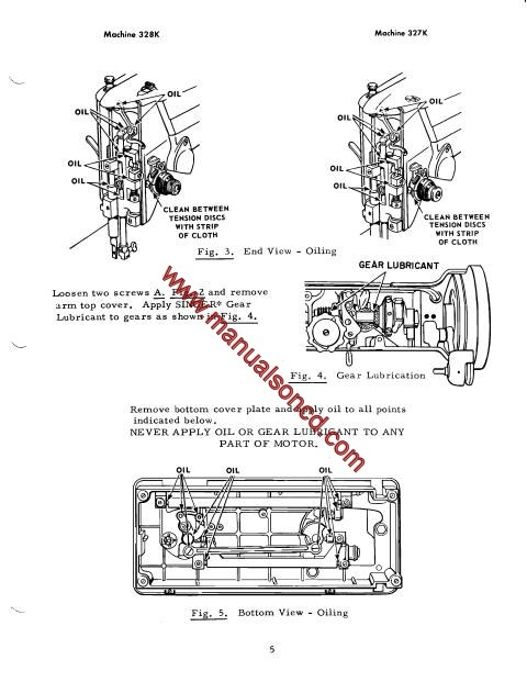 elna sewing machine parts diagram college database template singer 327k and 328k service manual