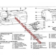 Singer Featherweight II Sewing Machine Manual, Models 117, 118