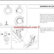 Bernina Bernette 410-420-430-440 Sewing Machine