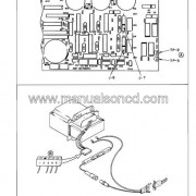 Singer 2010A Touch-Tronic Sewing Machine Service Manual