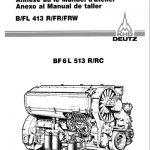 Deutz Service Manual