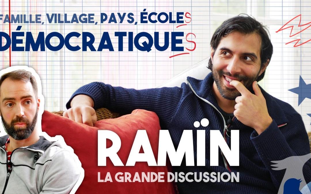 Ramïn Farhangi [INTERVIEW]