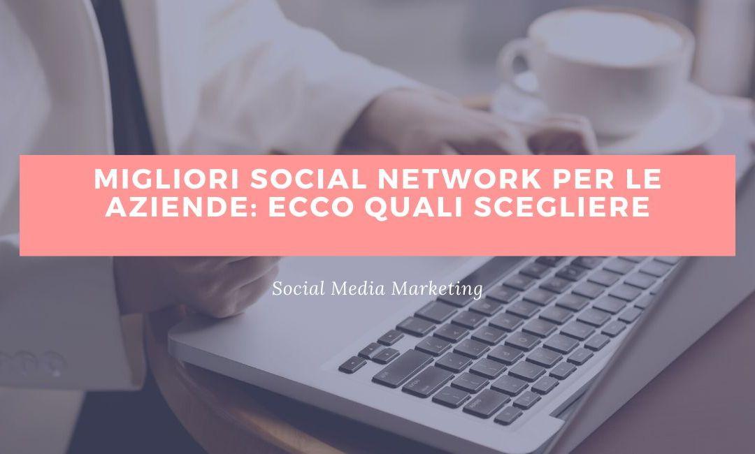 migliori social network