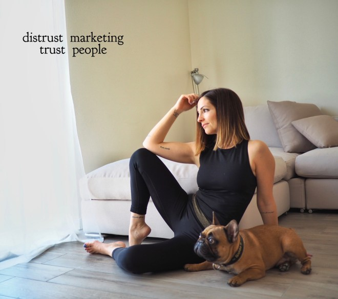 distrust marketing trust people