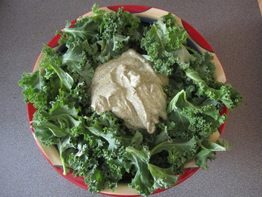 Kale! A Rarity in Vienna