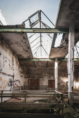 Lost Place Fabrik