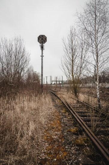 Lost Place Rangierbahnhof