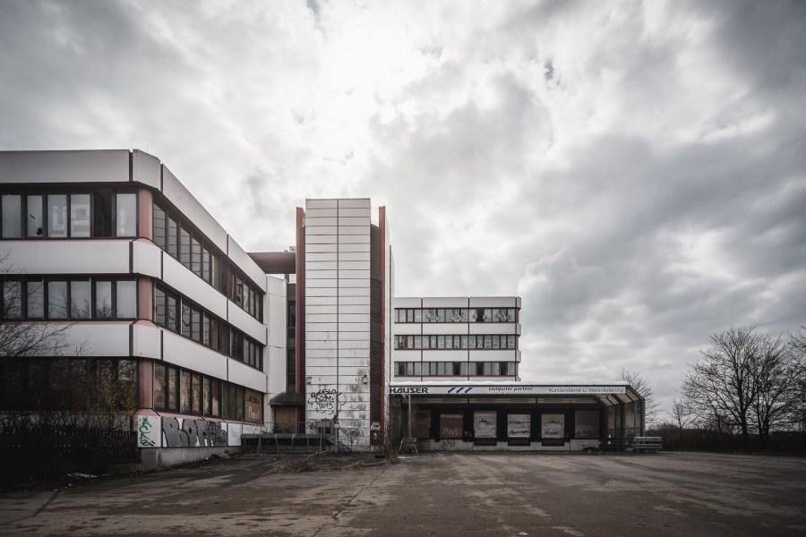 Lost Place Textilhandelsgebäude