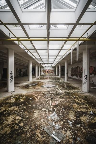Lost Place Textihandelsgebäude