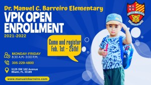 VPK Open Enrollment