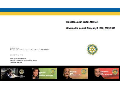 Colectânea de Cartas Mensais - Manuel Cordeiro