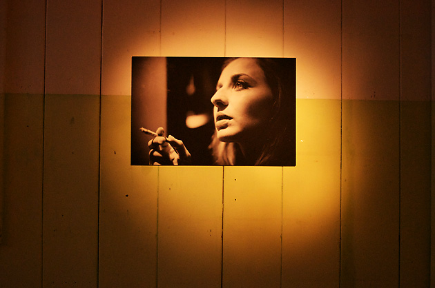 Laïla – Bild von David Marquis