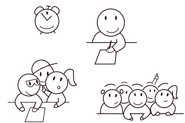 Umsetzung Icons für das Lehrmittel