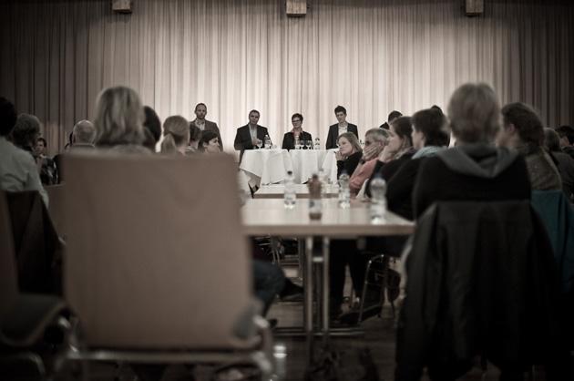 Familienkonferenz in Münsingen - Abschlussrunde