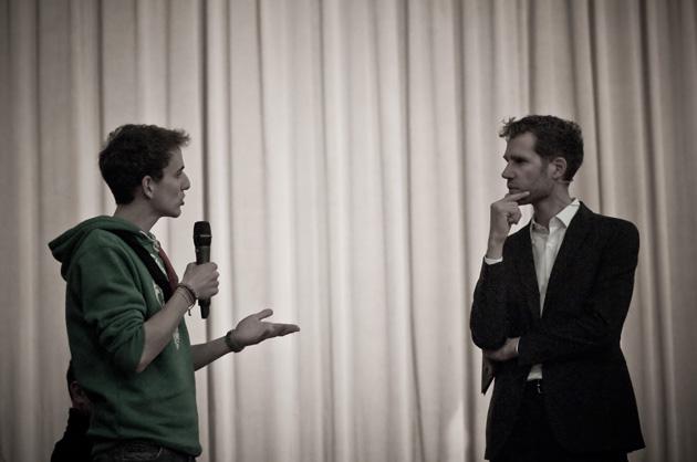 Dokumentationsfotografie – Mike Bucher an der Familienkonferenz in Münsingen