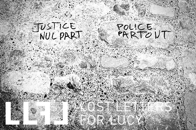 Lost Letters For Lucy – Spielereien mit dem Logo