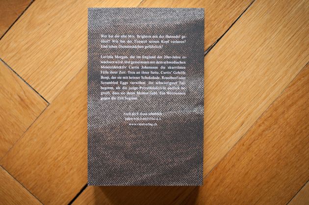 Lavinia Morgan – Umschlag Rückseite