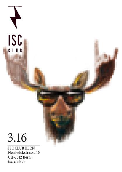 Plakatwettbewerb fürs ISC – Flyer-Sujet Kamchatka