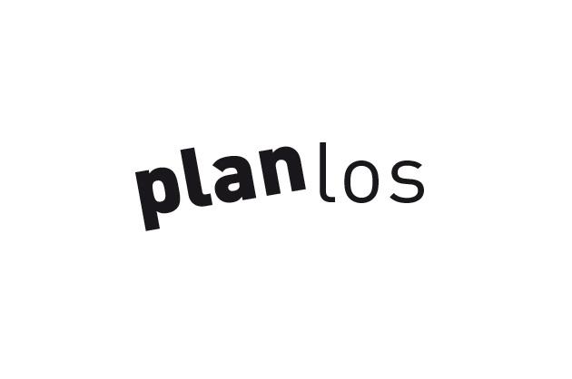 Logo Planlos – gewählter Entwurf