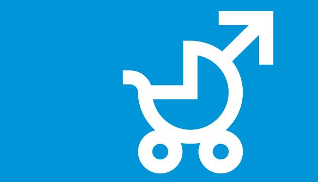Logo Vaterschaftsurlaub jetzt – Beitragsbild