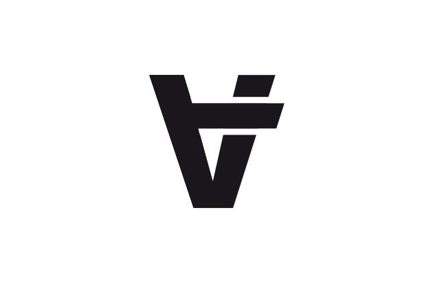AoD Logo Entwurf mit einem umgekehrten «A»